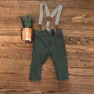 HM Cargo Suspenders